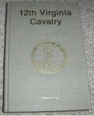 12th Virginia Cavalry (H.E. Howard Virginia Regimental Series)