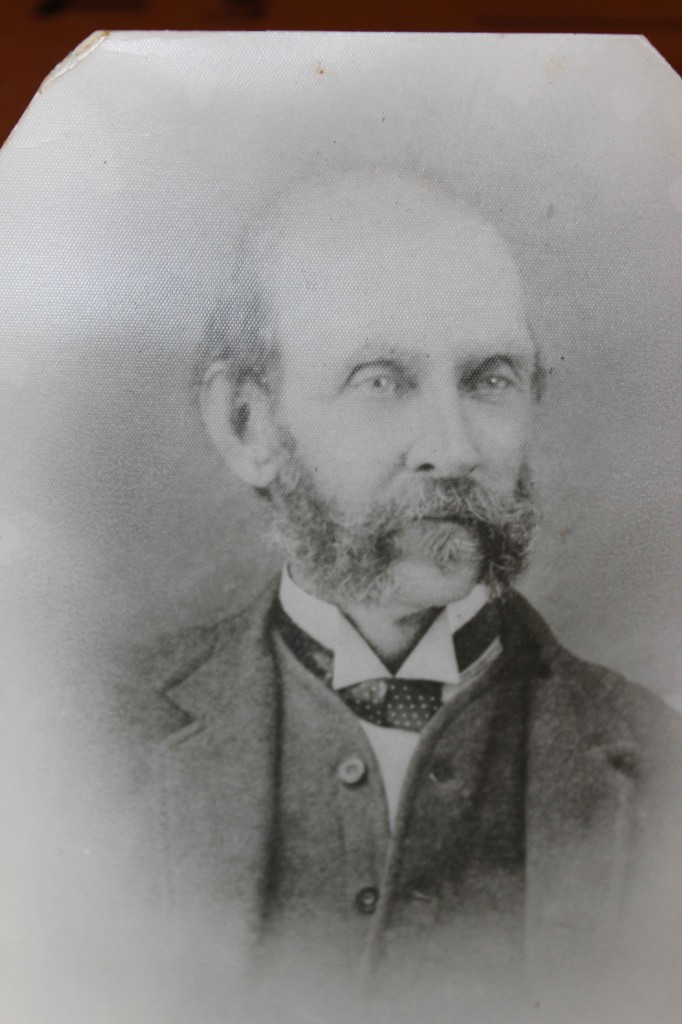 Dr. George Washington Richards