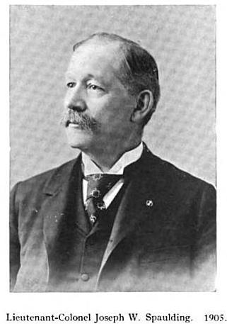 Joseph W. Spaulding