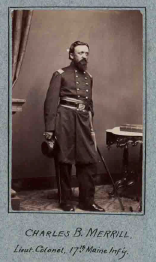Charles B. Merrill 17th ME