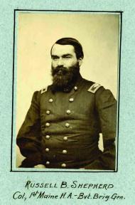 Russell B. Shepherd 1st ME Heavy Artillery