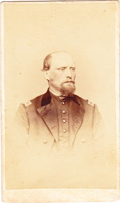Colonel Louis Schirmer - 15th New York Heavy Artillery