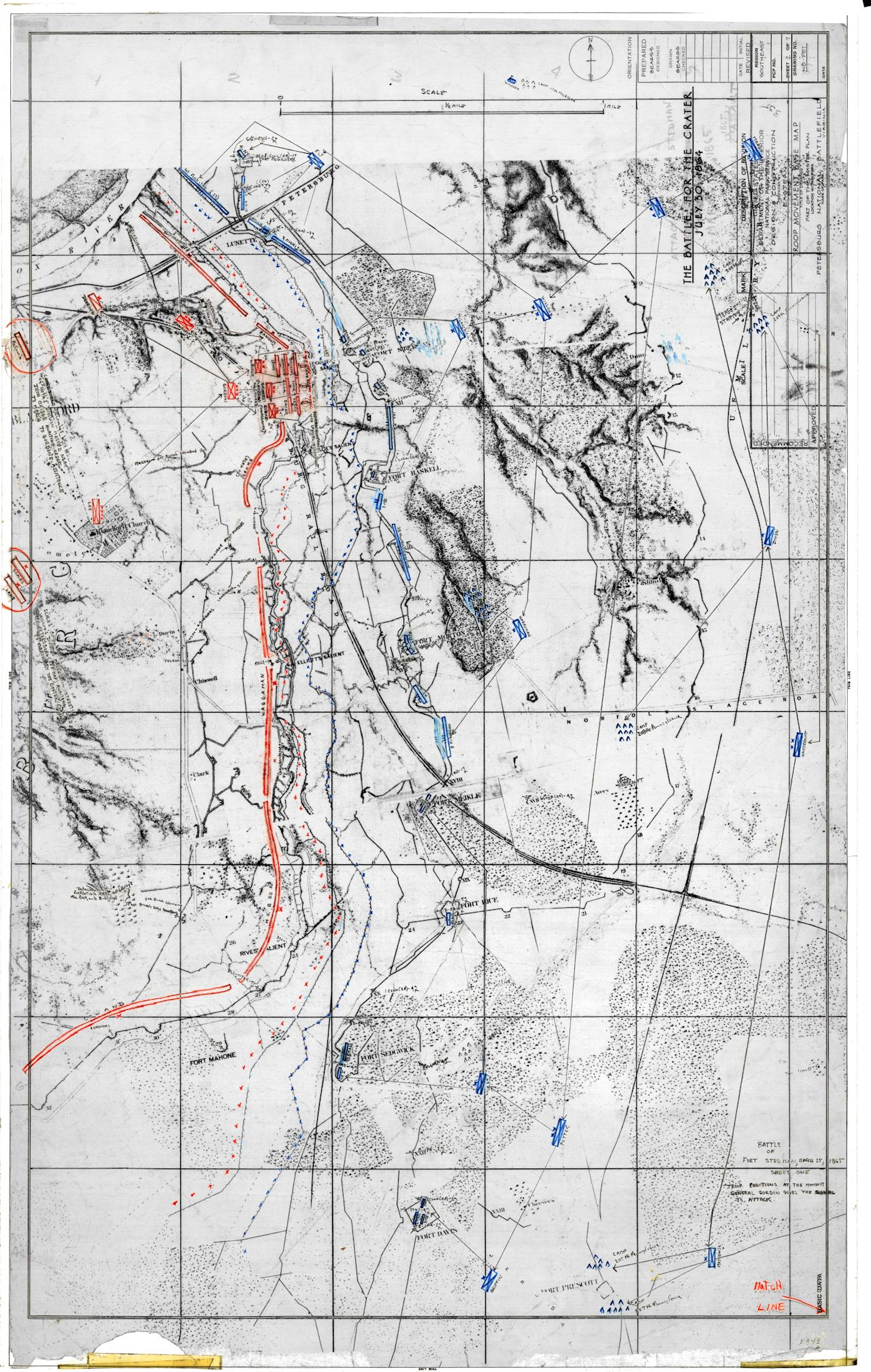 BEARSS Petersburg Maps STEDMAN Layer 1 SMALL