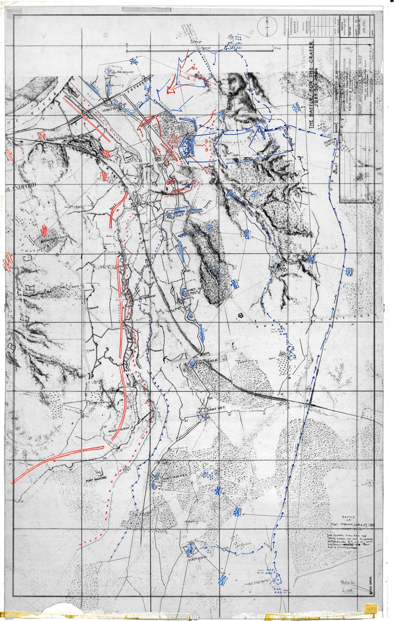 BEARSS Petersburg Maps STEDMAN Layer 3 SMALL