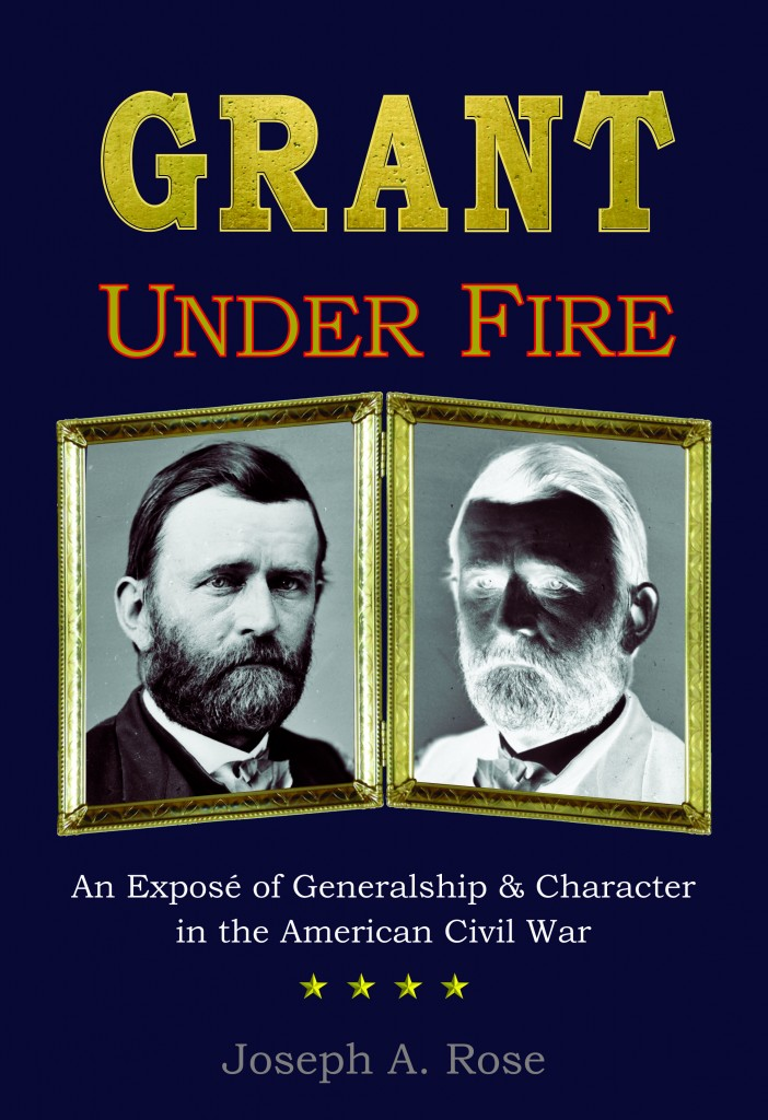 Grant Under Fire Rose 2015