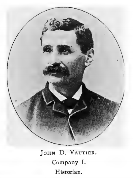 John D. Vautier, 88th Pennsylvania